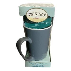 TEA Mug Twinings of London Gray Prince of Wales
